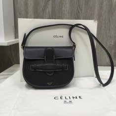 Celine Crossbody Bag Belt Bag Black