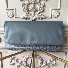 Goyard Saint Marie Clutch Grey