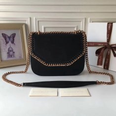 Stella McCartney Fallabella Box Black Gold