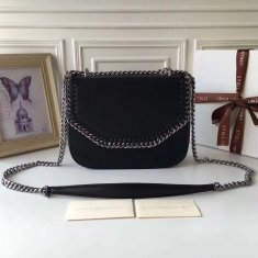 Stella McCartney Fallabella Box Black Silver