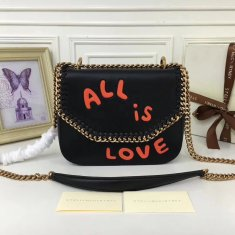Stella McCartney Fallabella Box All Is Love Black Gold