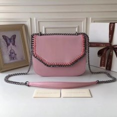 Stella McCartney Fallabella Box Pink Silver