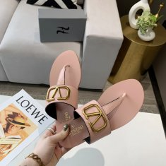 Valentino Flat shoes Pink